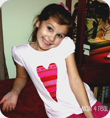 Ribbon Heart Tee