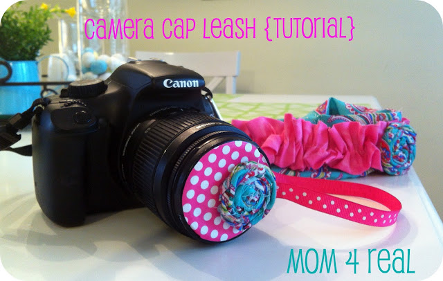 Camera Cap Leash