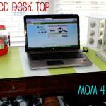 Painted Desk Top