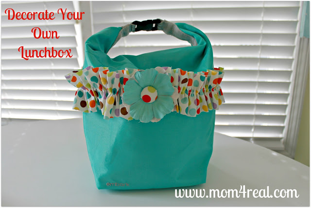 Decorate Your Own Lunchbox