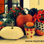 Fall Tablescape ~ Country Living Magazine Knockoff