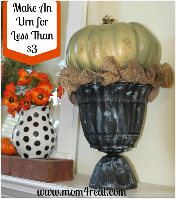 Make Your Own Urn for Less Than $3
