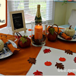 Create A Beautiful Fall Tablescape With World Market