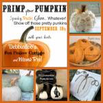 Over 170 Fabulous Pumpkin Ideas!