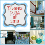 Favorite Posts of 2012
