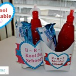 U -R-2 Kool for School Printable Valentine's Printable (free)