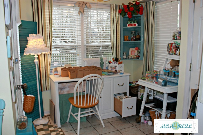 Craft Rooms or Breakfast Nooks?
