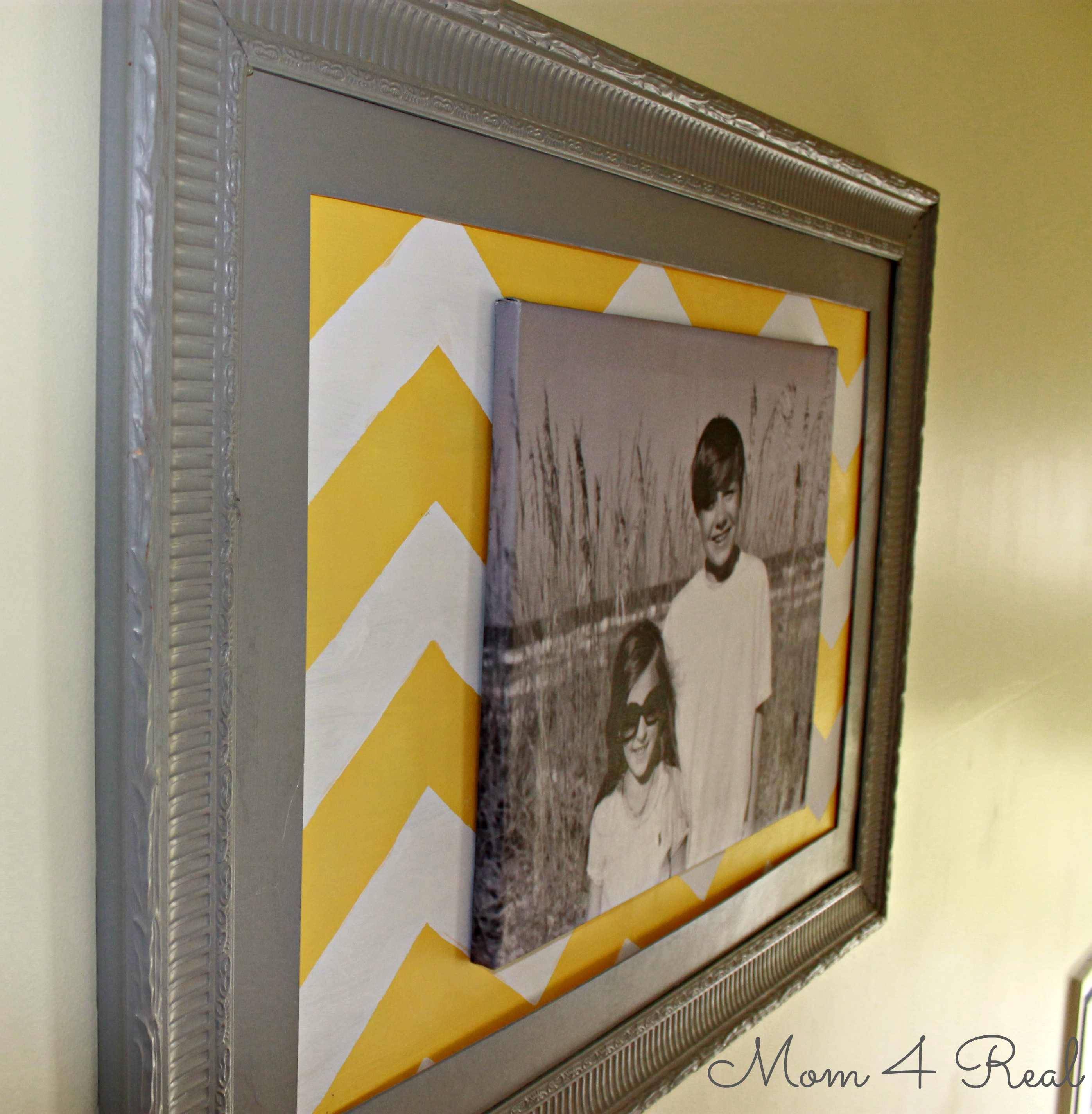 Framed Canvas Wall Decor : Frame out a canvas print photo gallery coming soon