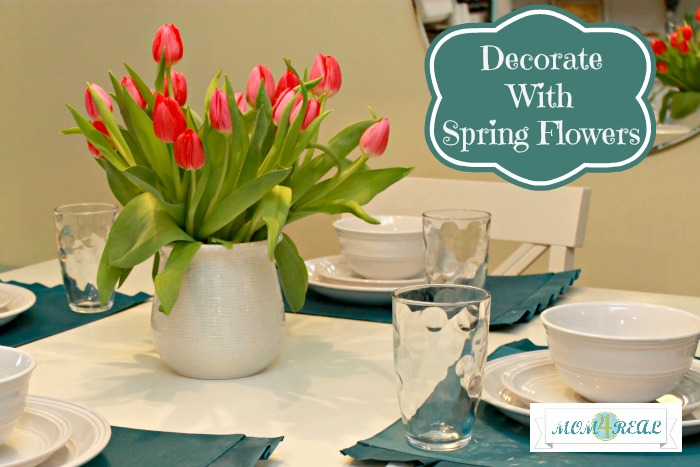 Decorating With Spring Flowers