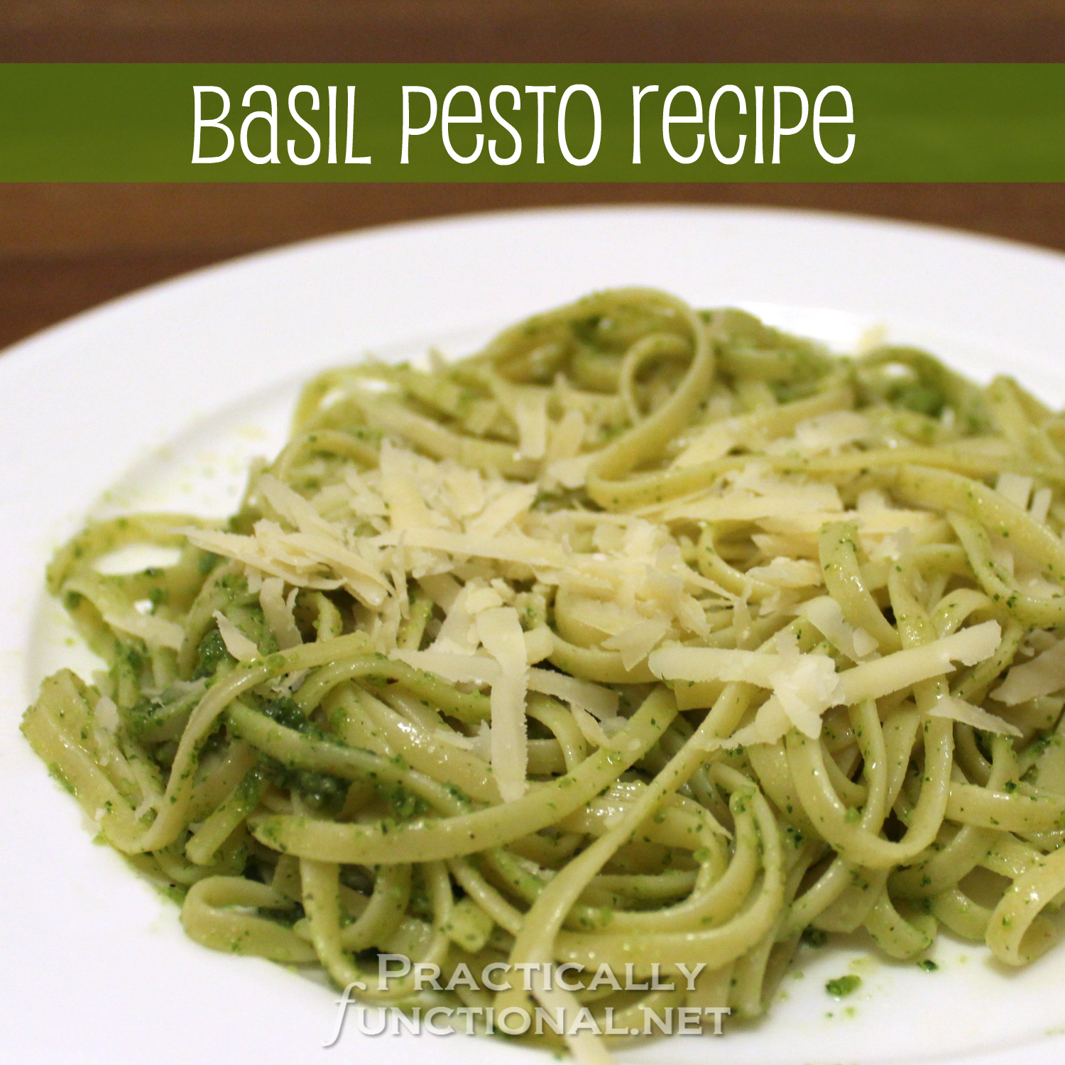 Simple, Yet Fabulous Basil Pesto Recipe - Mom 4 Real