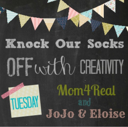 Knock Our Socks Off Party at Mom 4 Real and JoJo & Eloise