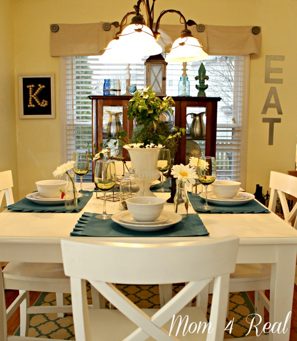 Dining Room at Mom 4 Real