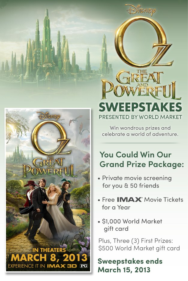 worldmarketsweepstakes