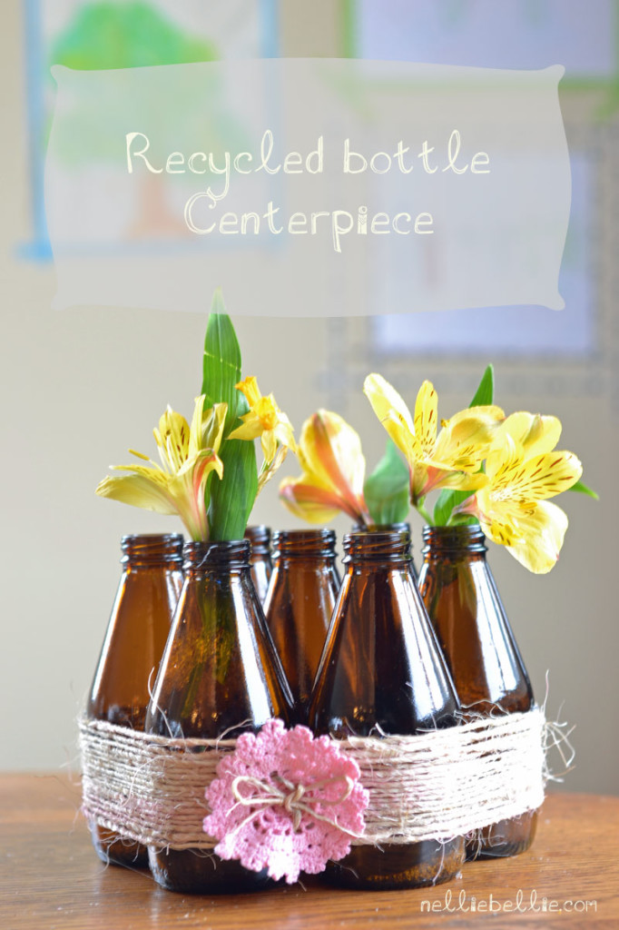 bottle-centerpiece