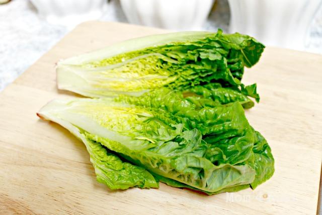 Grilled Romaine Recipe