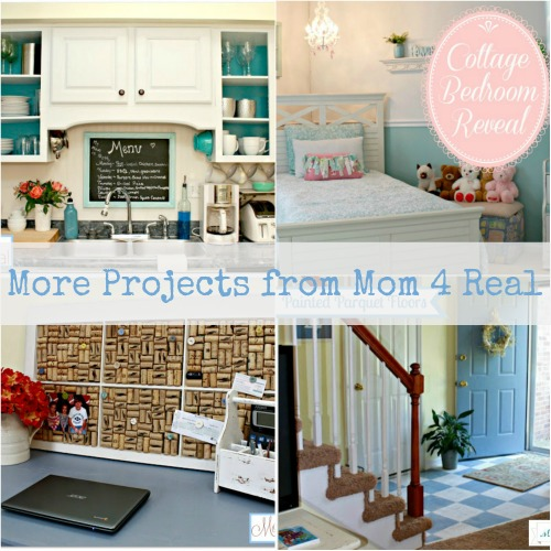 More projects from Mom 4 Real