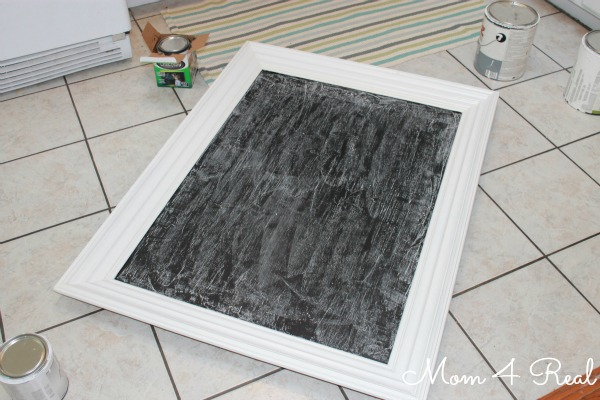 Season Your Mirror Turned Chalkboard