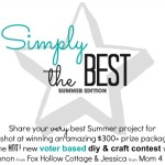 Fun Contest Coming…Simply The Best!!!