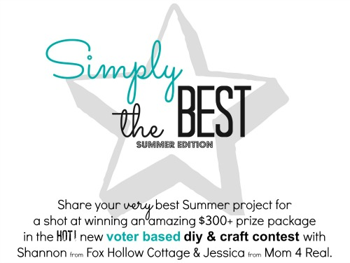 Simply The Best Contest at www.mom4real
