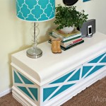 Barn Door Inspired Chest and a Sneak Peek of My Gallery Wall…