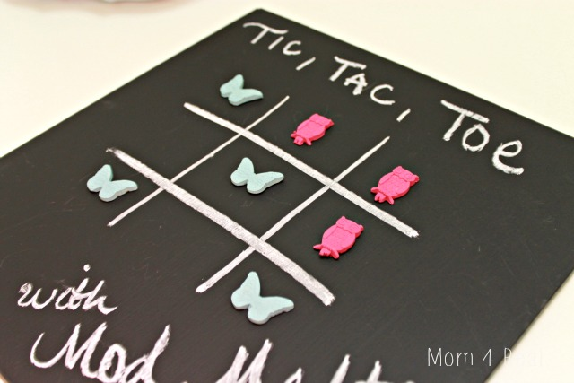 Make Your Own Game Pieces Using Mod Melts & Molds