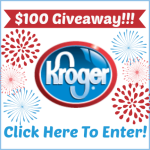 Save on Fuel With Kroger and a $100 Kroger Gift Card Giveaway!