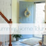 Summer Home Tour at Mom 4 Real