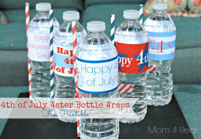 free printable water bottle wraps
