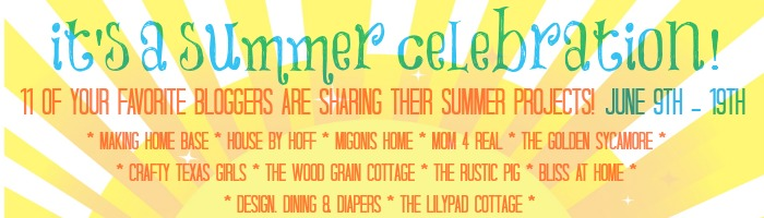 summer celebration save the date