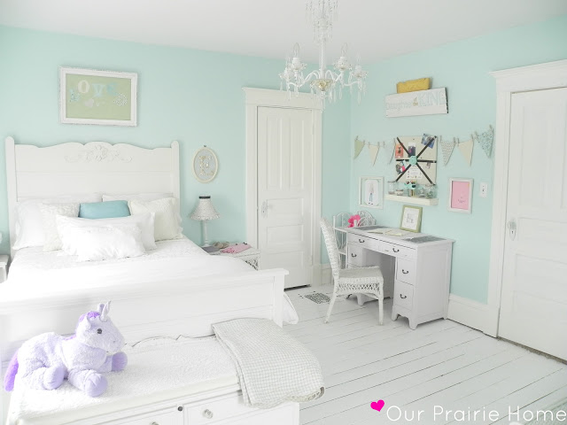 Before and After Bedroom Reveal