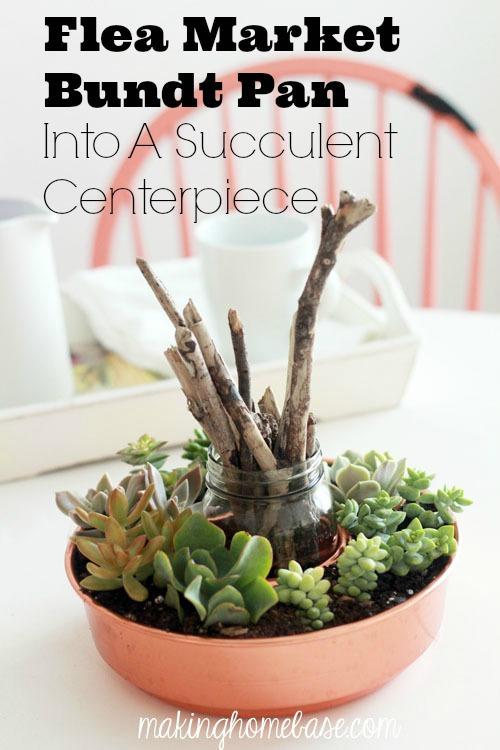 Flea-Market-Bundt-Pan-Succulent-Planter