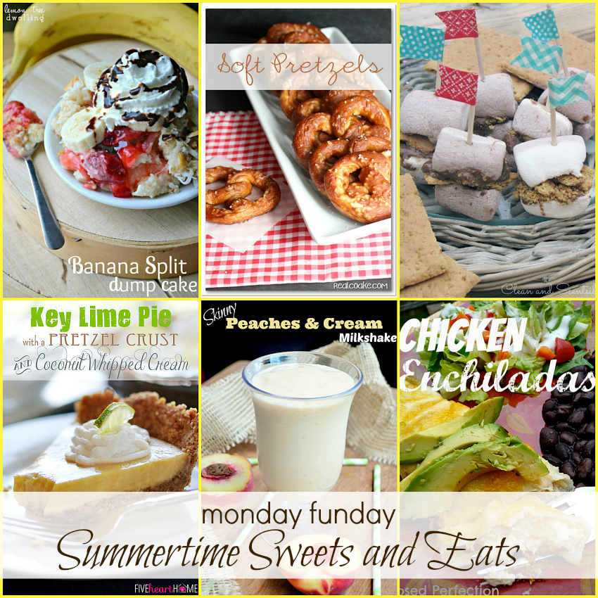 Delicious Recipes, Amazing DIY's and Crafts, and Monday Funday!