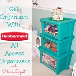 Get Organized & Save Space with All Access Organizers!