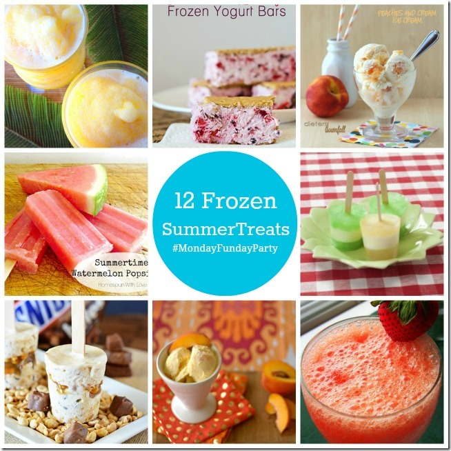 12 Amazing Frozen Summer Treats