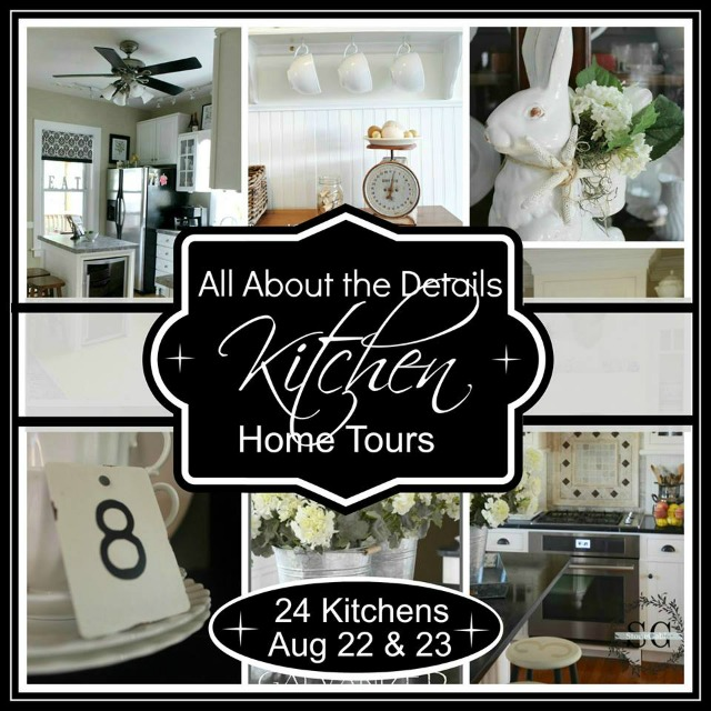 Blogger Kitchen Tours and 2 Giveaways