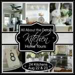 My Kitchen Tour & 25 More Blogger Kitchens Too!