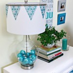A Holiday Lamp Makeover Challenge With Lamps Plus!