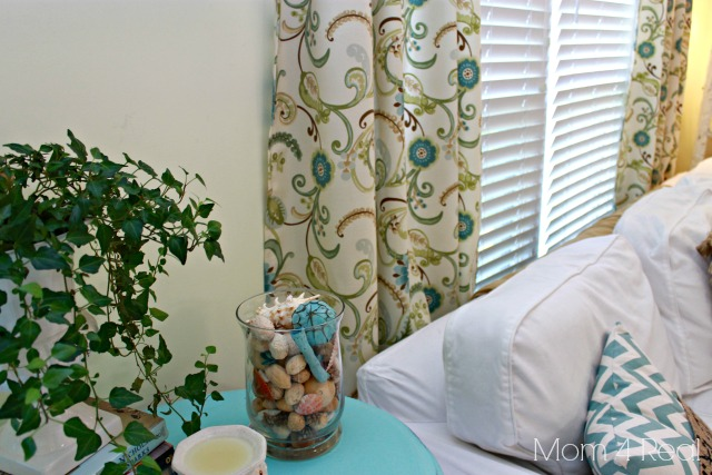 Easy Sew Curtain Panels and a Fabric Giveaway