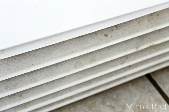 Clean The Grate On The Bottom Of Your Refigerator