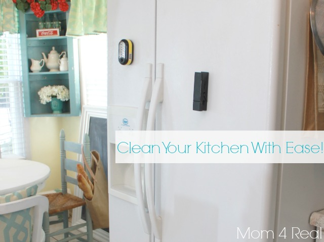 Clean Your Kitchen The Easy Way