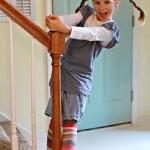Pippi Longstocking Halloween Costume (Free)