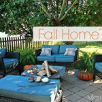 Fall Home Tour at Mom 4 Real