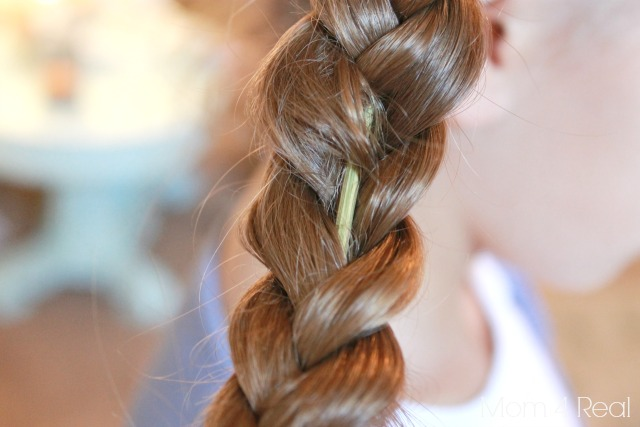 How To Make Pippi Longstocking Braids
