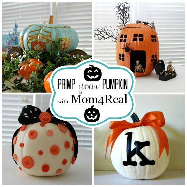 Mom 4 Real Primp Your Pumpkin