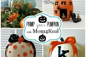 Primp Your Pumpkin Party 2 – Share Your Decorated Pumpkins