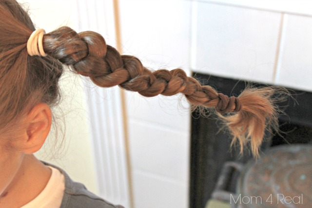 Pippi Longstocking Braids