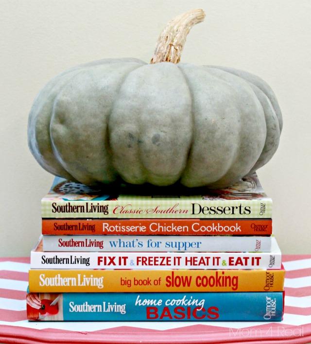 Pumpkin Decorating in the Kitchen