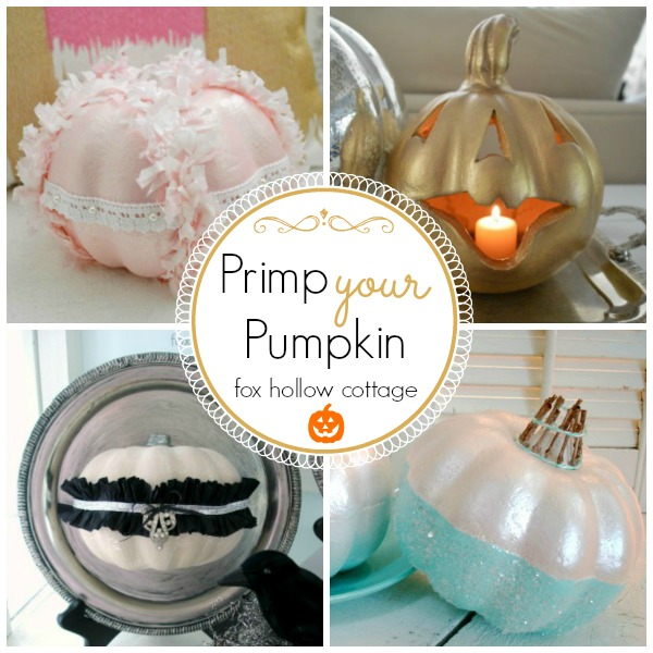 Fox Hollow Cottage's Primp Your Pumpkin