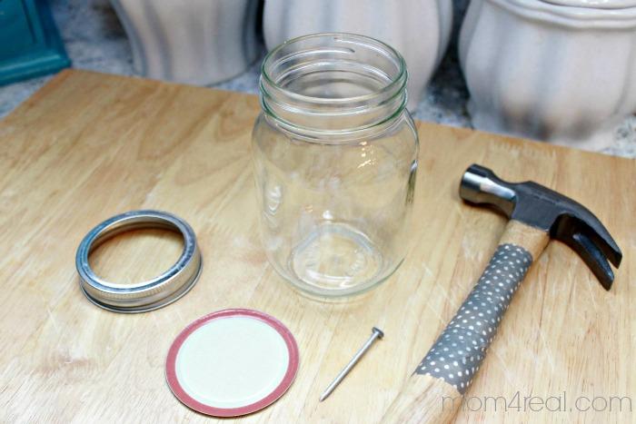 How to Make a Mason Jar Shaker