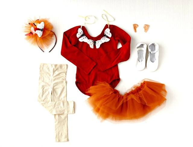 Make Your Own Woodland Sprite / Fairy Costume